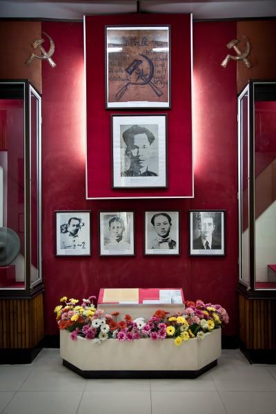 Museum of the Revolution - revolutionary fathers