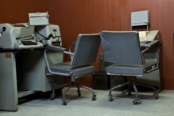 Contact - Telex Machines in Ho Chi Minh City's Reunification Palace