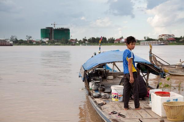 Mekong, Phnom Penh, Cambodia 6