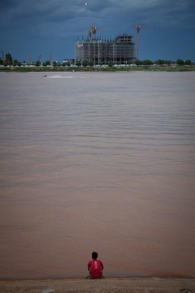 Mekong, Phnom Penh, Cambodia
